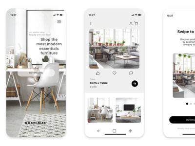 Shopping App  2x