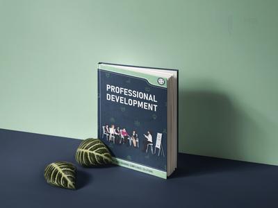 Professional development  Book Cover design