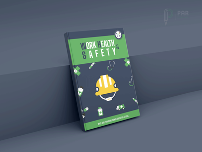 Work Health & Safety  Book Cover design