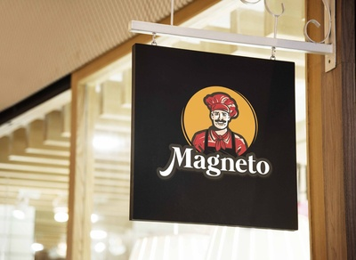 Logo design - Magneto