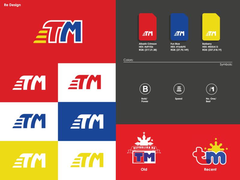 TM Re-design
