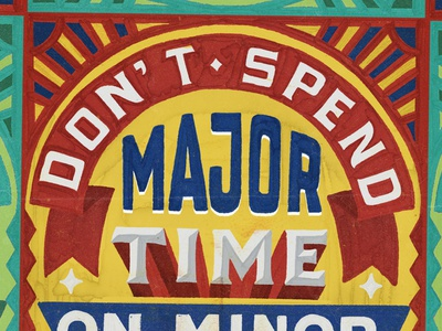 Major Time / Minor Things design matchbox illustration vintage joao neves type nevesman lisboa portugal lettering