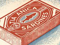 Tia Anica Sardines