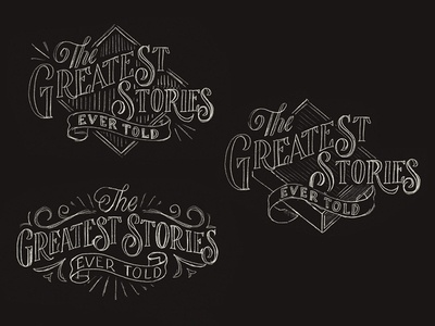 Greatest Stories Sketches