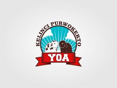 Yoa Rabbitry Logo