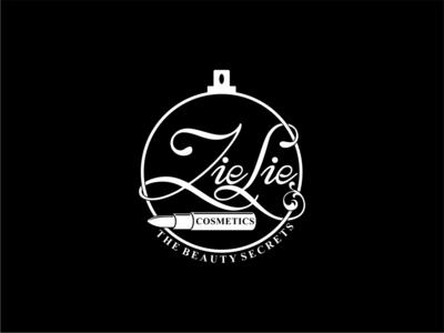 ZieLie Cosmetics Logo Project