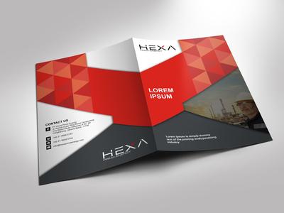 Hexa Company Profile Project
