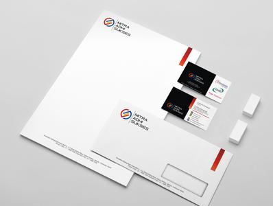 Bunding Logo+Stationary Project