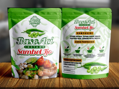 Baso Aci Sambel Ijo Project