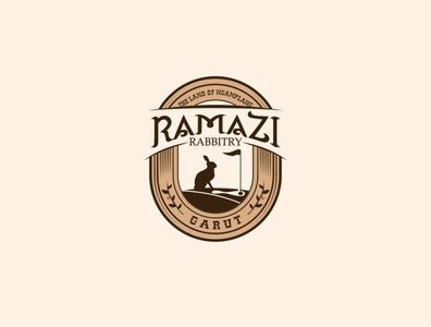 Ramazi Rabbitry Logo Project