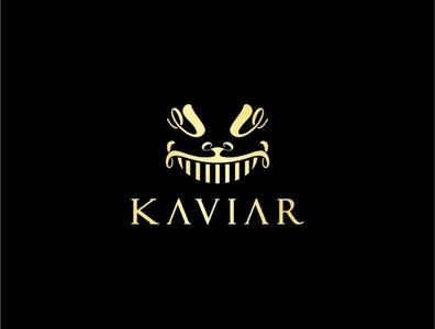 Kaviar Logo Project