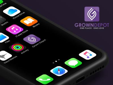 GrownDepot Logo Project