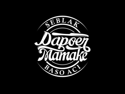 Logotype Dapoer Mamake