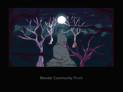 Blender Community Rools