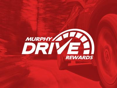 Murphy Drive Rewards Logo (one color)
