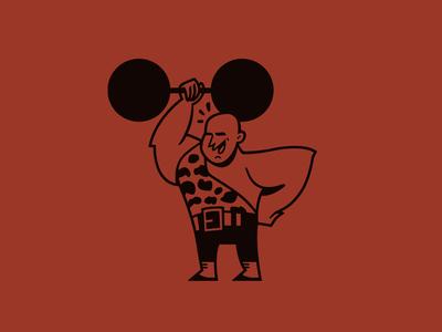 Strongman Toby