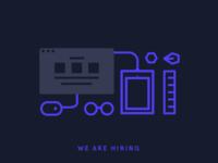 We are hiring designers