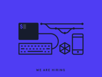 We are hiring Developers