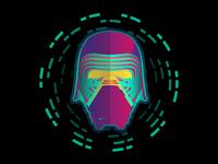 Kylo Ren - Dark Side meets Bright Side