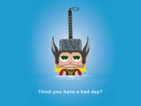 Mini Avengers - Bad Day