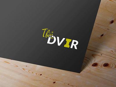 Tvii dvir building logo graphic design design