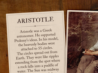 Aristotle Card