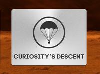 Curiosity's Decent