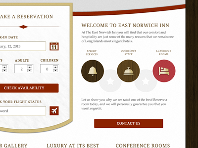 East Norwich Inn Redesign