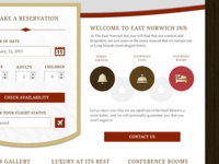 East Norwich Inn Redesign