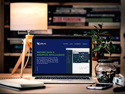 Ubeac Startup (Sample Design) ux design ui design uiuxdesign