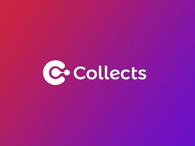 Collects Startup logo design branding logodesign brand design logo