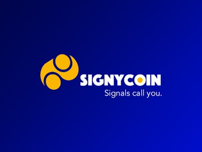 Signy Coin Startup branding brand design logodesign