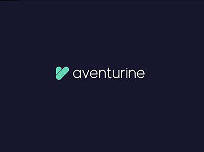 Aventurine Branding Project design brand design logodesign branding logo logo design