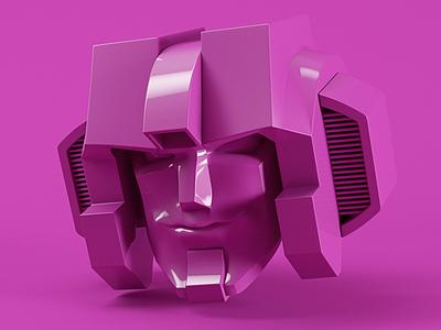 Purple Starscream