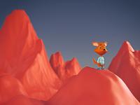 Firefox Mountain
