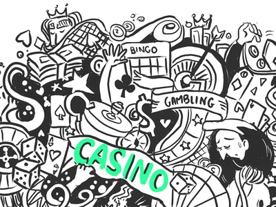 Rich picture on Gambling Addiction