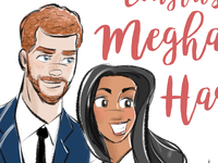 Meghan and Harry Engagement