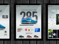 Nike Interactive Posters