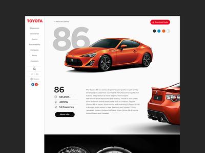 toyota-global.com cars toyota web interactive white leftnav