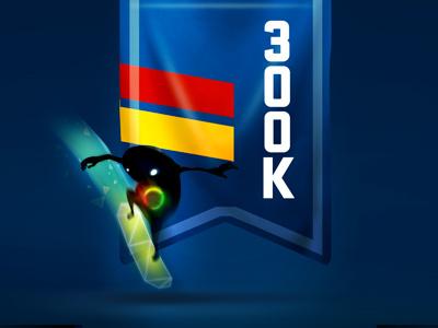 300,000 NikeFuel