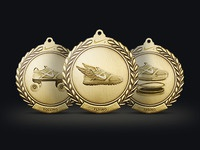 Nike+ Active Medallions