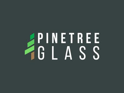 Pinetree Glass logo