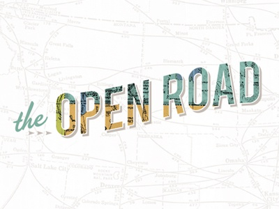 Logo theopenroad