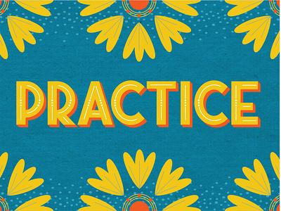 Practice adobe illustrator graphic design illustration custom typography typography
