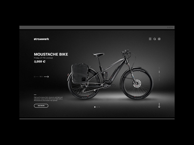 Stromwerk Web Template Shot
