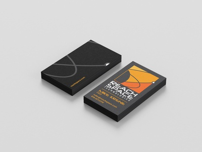 RST BC SG business card design logo branding