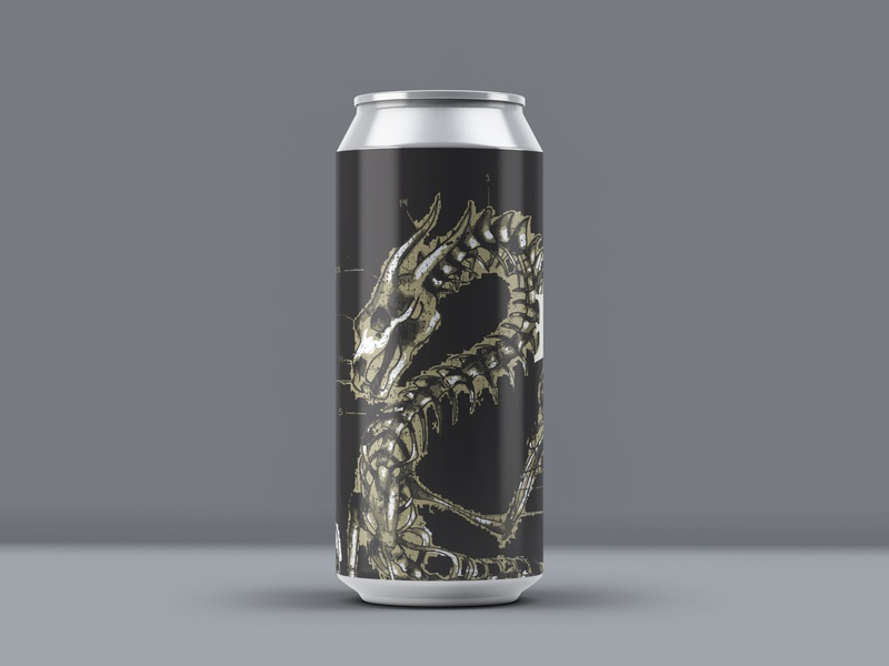 Emerald Republic Brewing Co. | Labels | Illustration drawing drawingart digital illustration digital art brand identity brand brand design branding illustrator illustration art illustration design