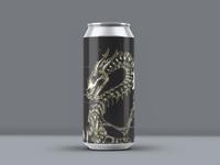 Emerald Republic Brewing Co.   Labels   Illustration