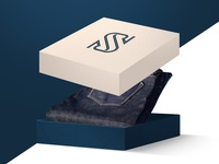 Selvedge Box