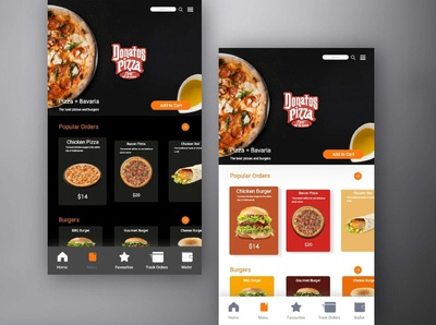 donatos pizza app